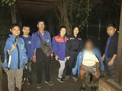 老翁清晨散步傍晚仍未回家!警民合作顺利寻获