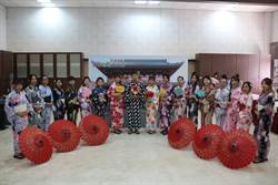 讓世界走進弘光科大 浴衣文化節師生體驗國際慶典