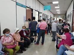 史上頭一遭流感疫苗強強滾 短短3天接種已破百萬