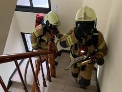 南科鄰近高樓建案林立 消防局加強火災搶救演練