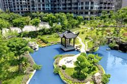 「台北灣江南大宅」坐鎮交通樞紐 8800坪基地擁大面積江南園林