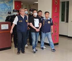 館長槍擊案 竹聯幫寶和會幹部施俊吉聲押禁見