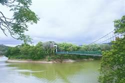 雙十連假旅遊景點 明德水庫日新島環境再升級