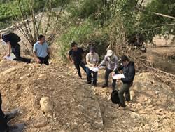 光電工程發現疑似日本時期「石頭營」軍事遺跡