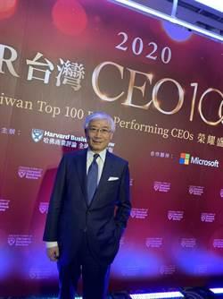 聯強總裁杜書伍 獲《哈佛商業評論》評選為最佳執行長第4強