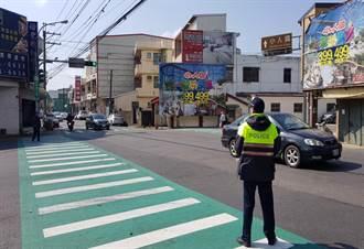 雙十連假來臨!龍潭警分局加強遊樂區周邊交通疏導