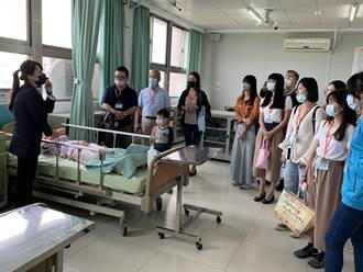 金門5國中赴新生醫專取經 為學子籌謀進路