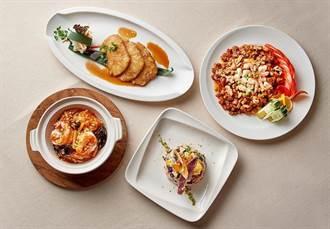 甜尖上的秋天!台北福華各餐廳更新菜單誘客