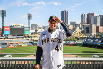 MLB》海盜看好成為出色先發 陳柏毓特別感謝爸爸