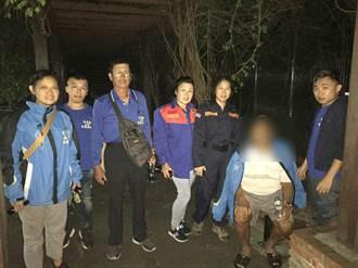 老翁清晨散步傍晚仍未回家!警民合作順利尋獲