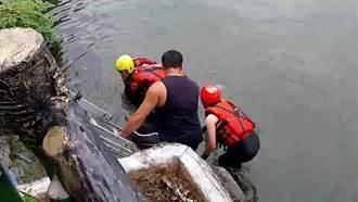 嘉義水牛厝公園傳落水意外 男子救起時已身亡