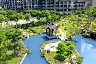 「台北湾江南大宅」坐镇交通枢纽 8800坪基地拥大面积江南园林