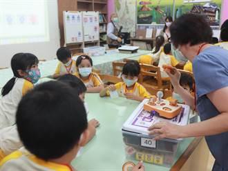 大智國小學童自做機器人 超有成就感