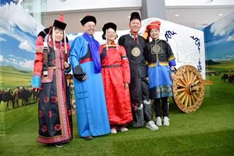 不用出國 蒙古競技雙十連假故宮南院看得到