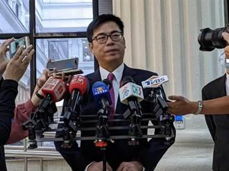 被逼問若貪污敢跟韓國瑜一樣發誓關到死?陳其邁這樣回