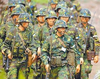 年年教召 1次14天 2022年實施 強化後備戰力 國防部成立防衛動員署