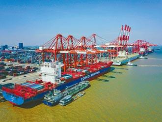 廣州港外貿班輪航線 衝至120條