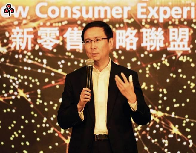 《人民日報》報導,消費成為中國經濟增長主引擎。(中新社)
