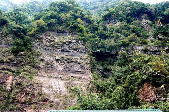 参山国家风景区管理处举行第2届石壁部落健行,将以石壁部落为目标。(参山处提供/谢明俊苗栗传真)