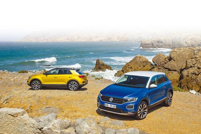 VW T-Roc擁有傲視同級的動力與超強配備陣容。(台灣福斯提供)