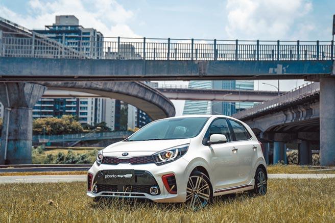 KIA Picanto上月再以132台銷售佳績,蟬聯7-9月進口小車銷售冠軍,即刻入主可享低頭款2.2萬與低月付。(台灣森那美起亞提供)