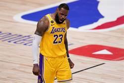 NBA》詹皇談G5:備戰身心且帶絕望感