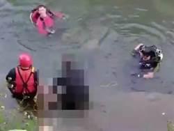 11歲女童清水溪戲水不幸溺水 經搶救宣告不治