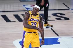 NBA》如幫湖人奪冠 霍華:世上最棒感覺