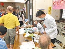 中醫師公會義診 加碼捐藥膳包