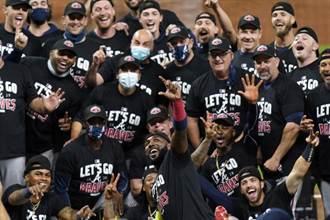 MLB》勇士3連勝橫掃馬林魚 晉級國聯冠軍戰