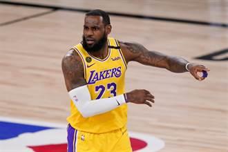 NBA》這也太扯!詹皇被爆曾教對手跑戰術