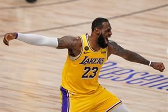 NBA》微笑刺客再封詹皇史上最強 慘遭名嘴吐槽