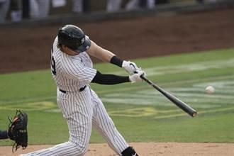 MLB》洋基扳平光芒 要打第5戰