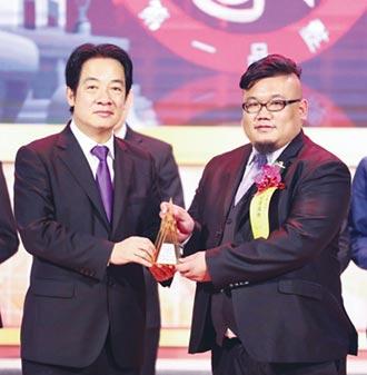 超湛生技 三度獲國家品牌玉山獎