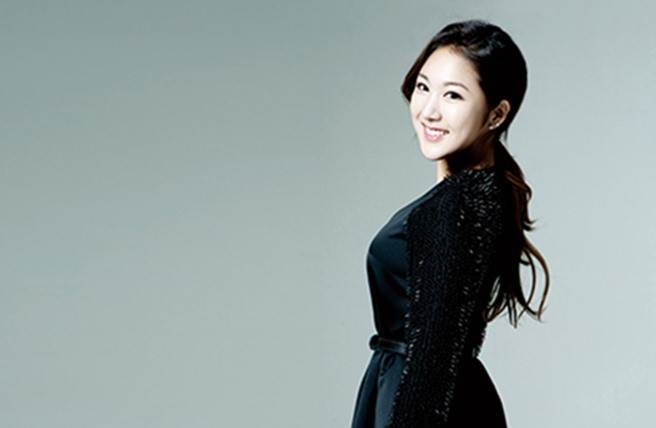 韓國星二代李萊娜。(取自韓網)