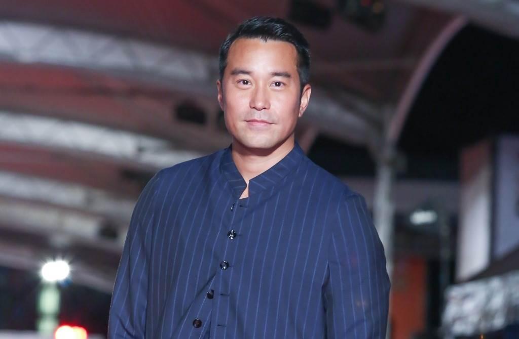 張孝全憑《誰是被害者》入圍釜山影展最佳男演員。(圖/中時資料照)
