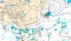 熱帶擾動路徑生變 下周降雨熱區曝