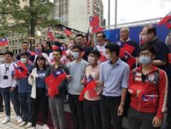 江啟臣提醒民進黨 要思考對中華民國的認同而非切割