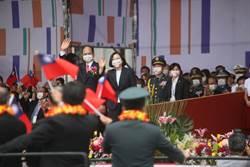 宣示修憲 游錫堃:當台灣人很幸福