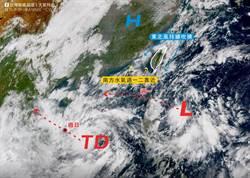 蓮花颱風最快明生成 氣象局先發大雨特報