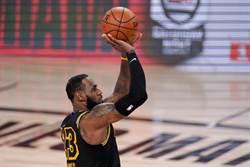 NBA》又超越喬丹!詹皇成決賽單場40分最老球員
