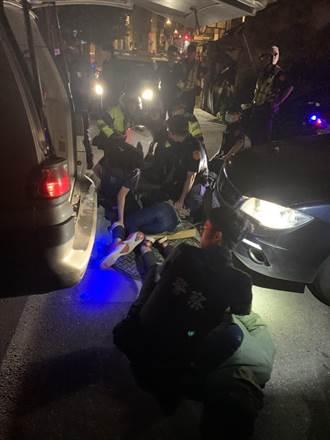 中壢男因債務糾紛 遭7人尾隨強押上車