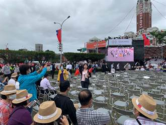 疫情影響僑胞返台少、國慶大典規模縮水 民眾:熱鬧度不如往年