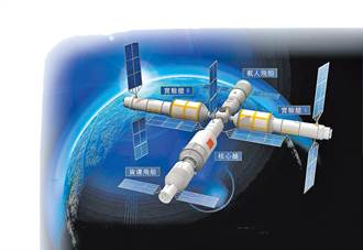 陸稱2年建成太空站 美陸角力擴展至太空