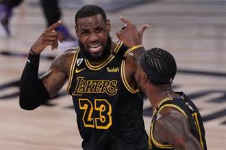 NBA》JR附身?莫里斯無視詹皇三分大空檔