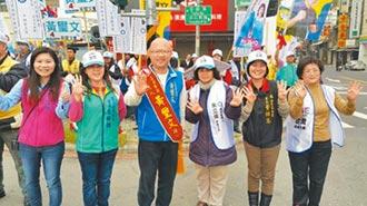 最年輕副議長 黃璽文48歲病逝
