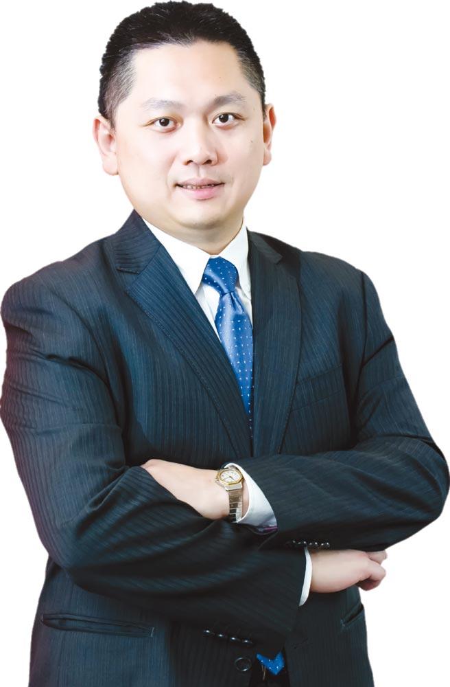 星展銀行(台灣)財富管理投資顧問部副總裁陳昱嘉