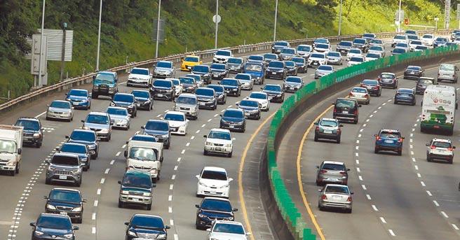 國道10大事故熱區,國1最多、豐原大雅段登榜首。(資料照/范揚光攝)