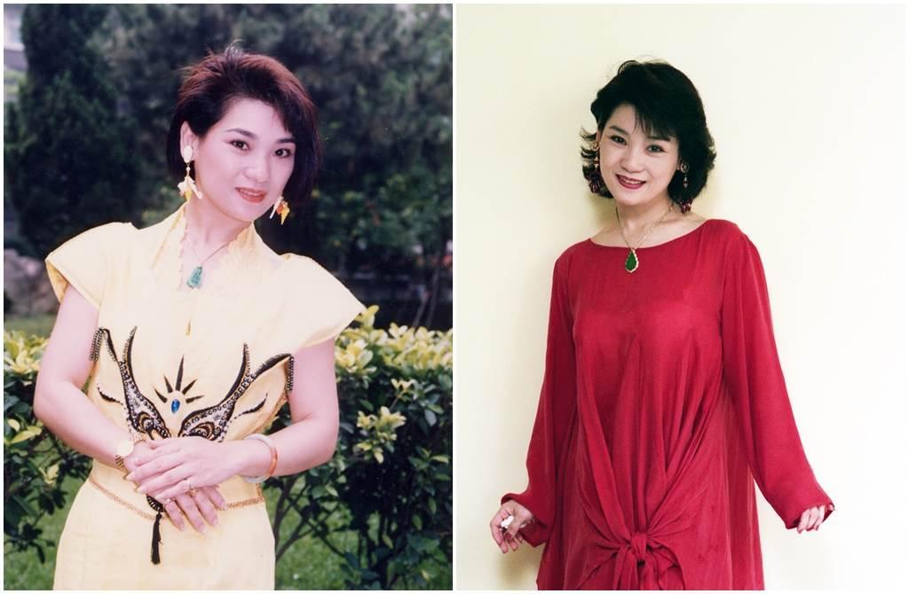 陳瓊美以童星出道,善於唱歌、跳舞、演戲的她,很快就成為玉女紅星代表。(圖/本報系資料照片)