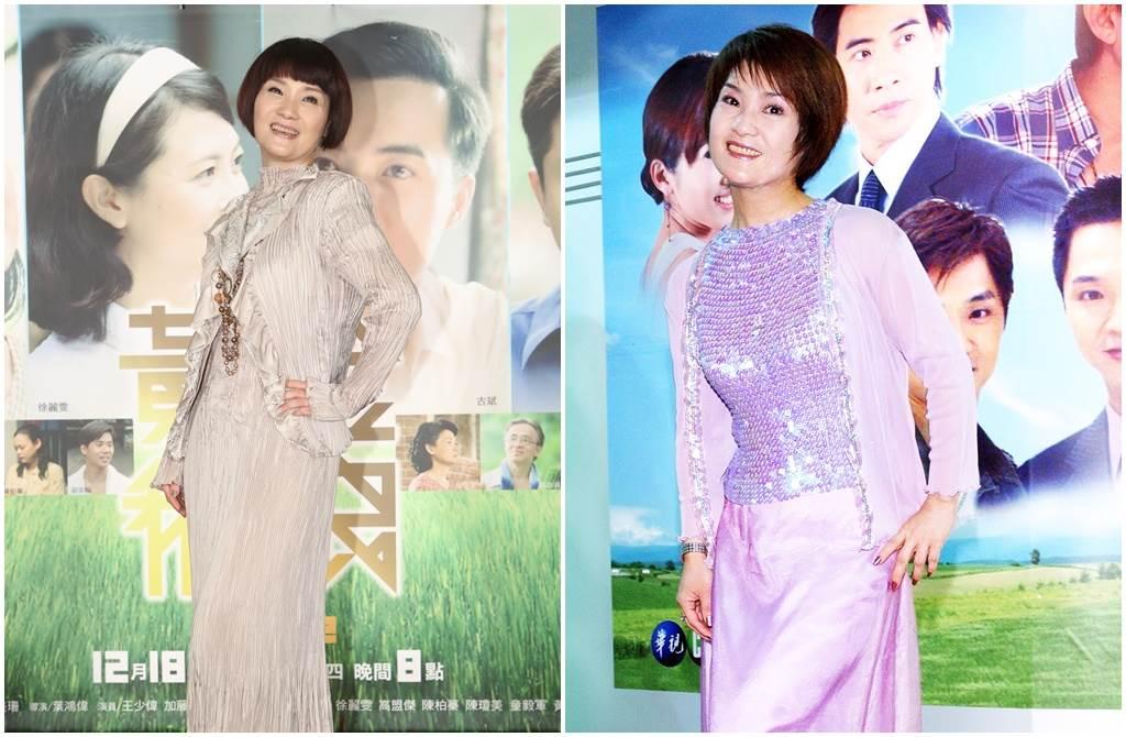 陳瓊美近年除了接戲外,她也常以美魔女之姿登上節目。(圖/本報系資料照片)